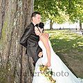 PHOTOS DE MARIAGE : Amélie & Thomas