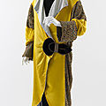 Paul Poiret (French, 1879–1944), Opera coat, 1912.