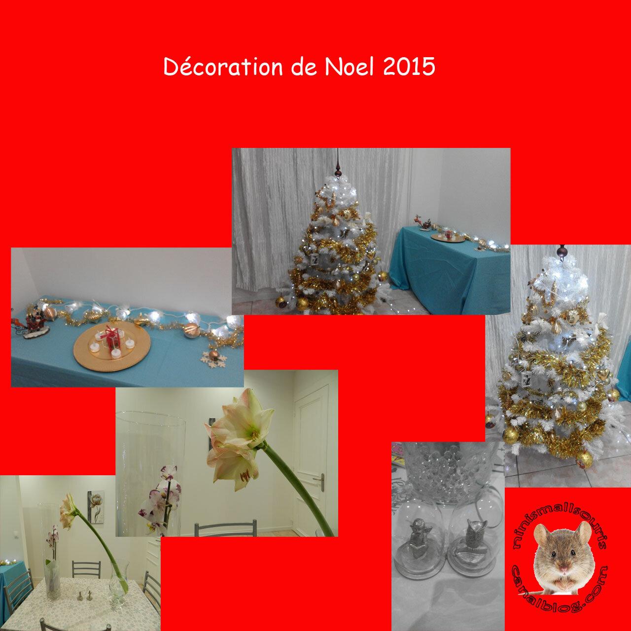 Décoration de Noel !