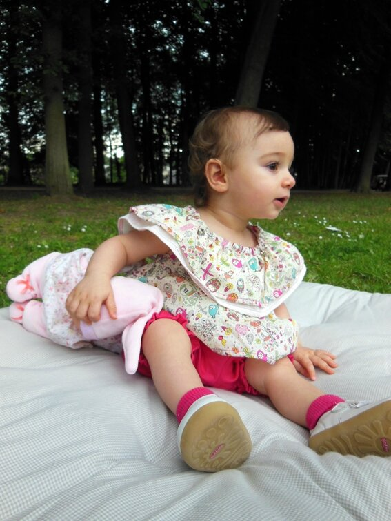 Tenue cookie et cupcake Lou&me12M 1-9