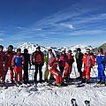 Sortie ski àtignes avec l'asbf 161210