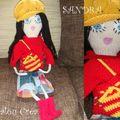 Ma nouvelle poupée