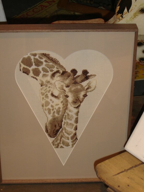 pnt croix girafe