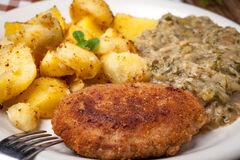 """Les boulettes frites que Mamie Mariette appelait : """"Les Cotelettes"""""""