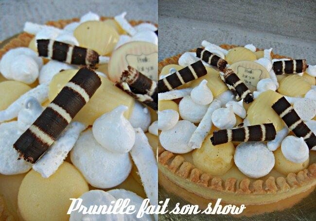 collage copeaux chocolat prunillefee gateau