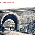 ANOR-Le Pont SNCF VERS 1910