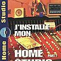 Home studio partie 1