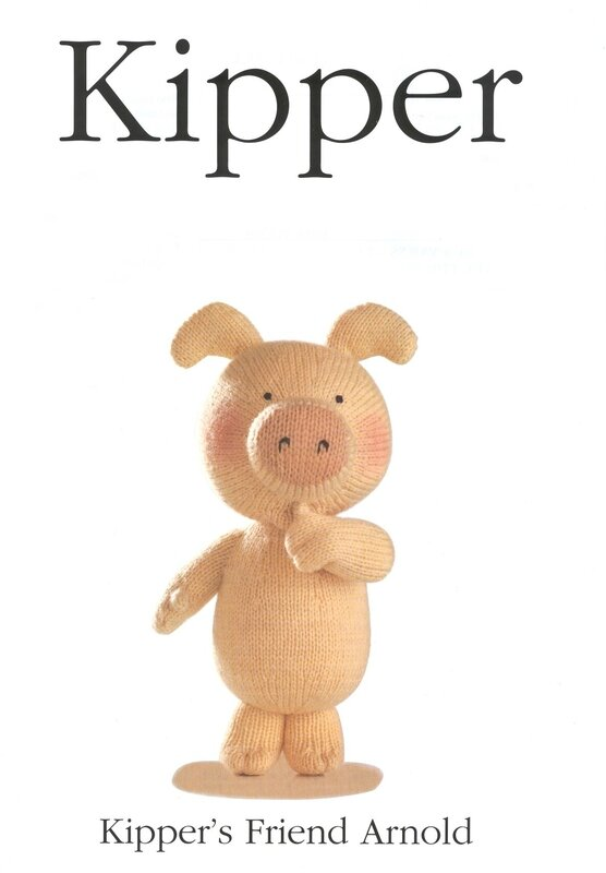 Traduction Kipper's Friend Arnold - Alan Dart
