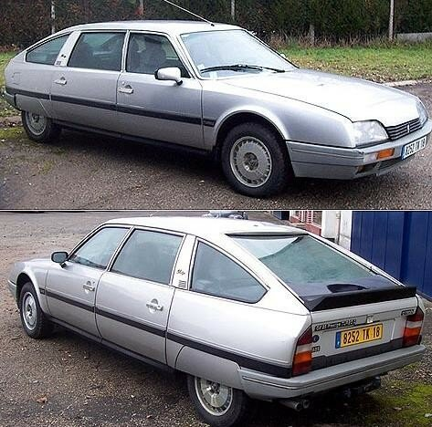 CITROEN - CX 25 prestige turbo 2 - 1987