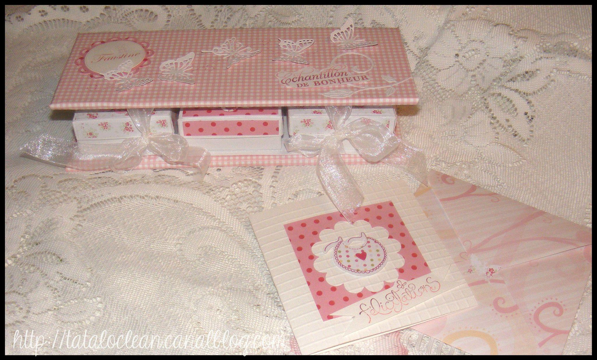 etiquettes boite de naissance rose les tiquettes et tags de tatalo. Black Bedroom Furniture Sets. Home Design Ideas