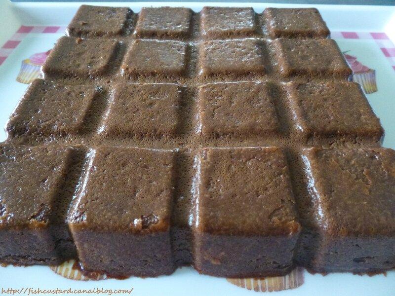 Gâteau-flan au chocolat (8)