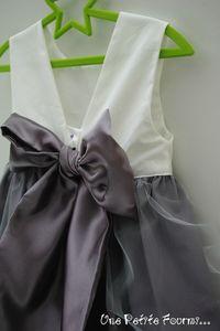 Une Petite Fourmi - robe de cortège - 1 copie