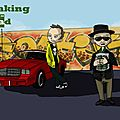 Breaking bad fan art