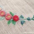 Late summer stitching