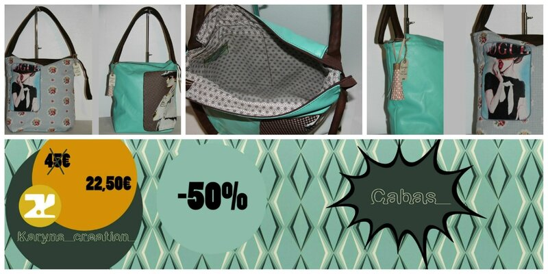 cabas soldes karyns creation