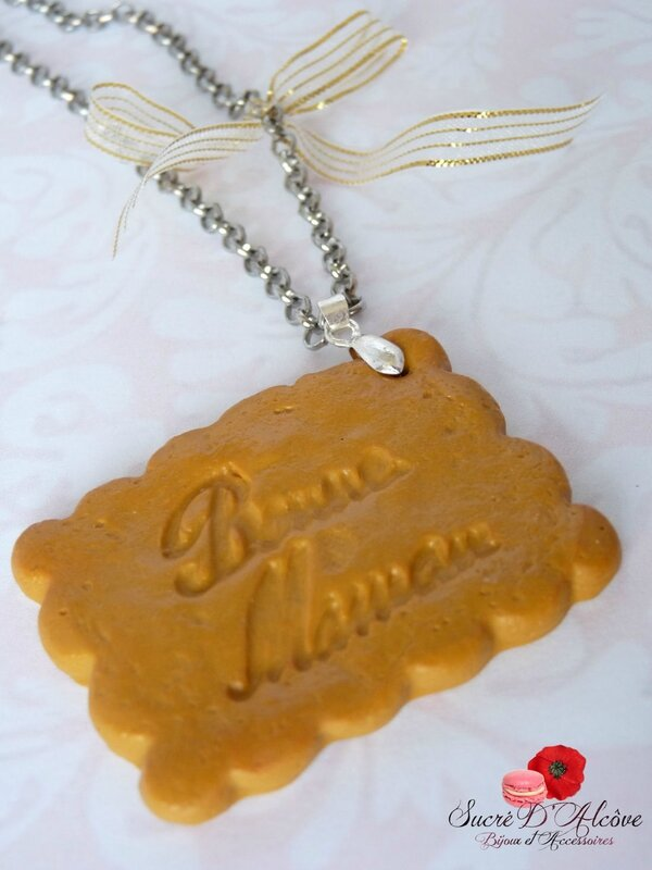 Collier gourmand biscuit bonne maman (3)