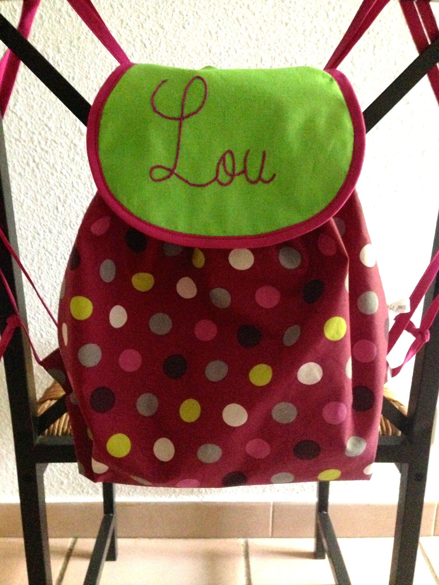 Sac à dos Lou - Lou backpack