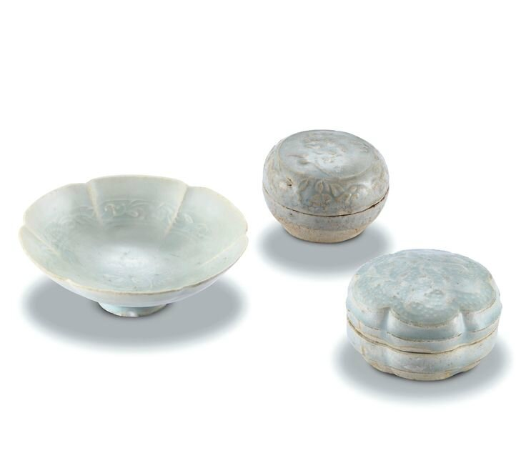 Three Qingbai wares, Song-Yuan dynasty