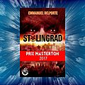 Service presse l'ivre book : stalingrad (emmanuel delporte)