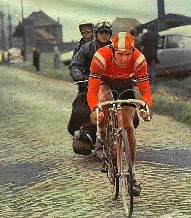 Roger De Vlaeminck paris roubaix 1972