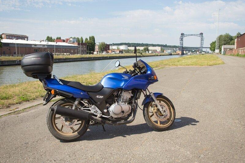 2000 CB500S