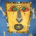 Masque africa