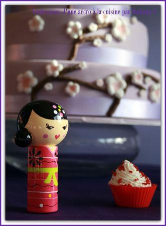 Sweet tables Sakura et Kokeshi 045