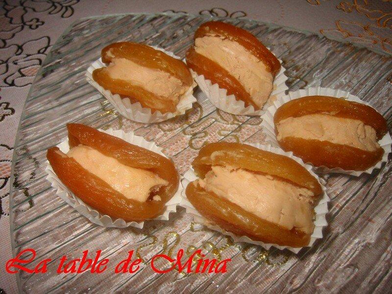 Abricot farcie au foie gras photo de amuses bouches for Amuse bouche foie gras aperitif