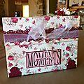 Mon cadeau pour la fête des mères.....