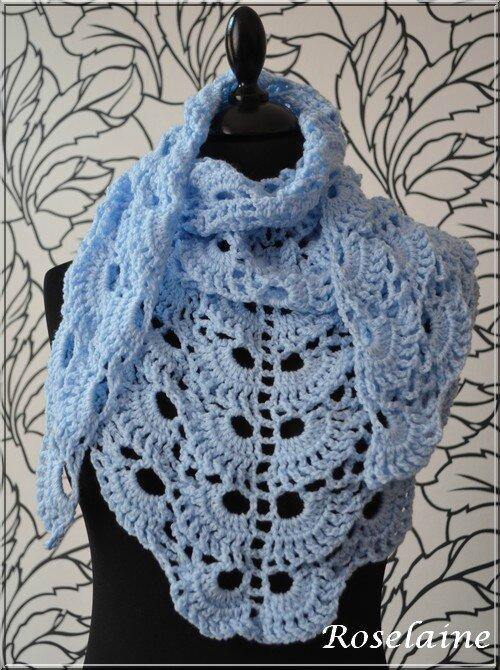 Roselaine 54 yes yes shawl Bernat