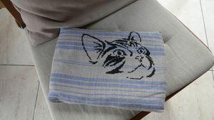 bouillotte dehoussable tete de chat 1