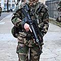 Corbeil: une patrouille sentinelle attaquée