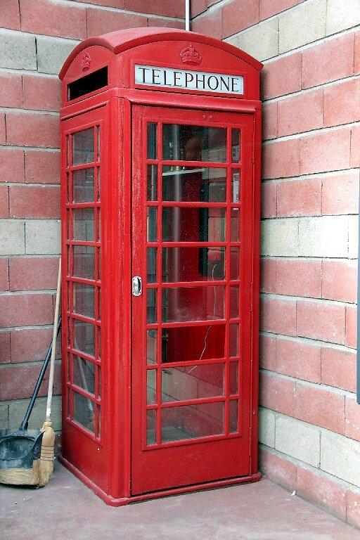4-Cabine téléphonique anglaise, Pte St Ouen_1640