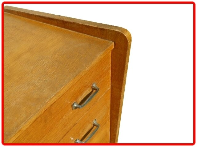 commode vintage 1950 (2)