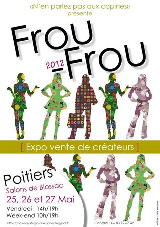 affiche froufrou 2012
