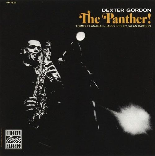 Dexter Gordon - 1970 - The Panther (Prestige)