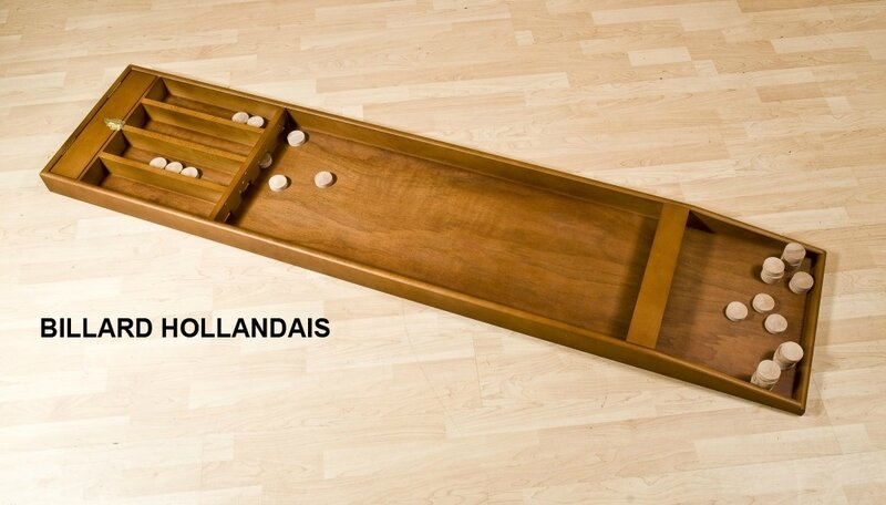 BILLARD HOLLANDAIS copie