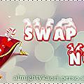 Swap pour noël 2012