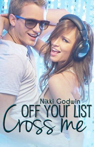 Cross Me off Your List (Saturn #2) by Nikki Godwin