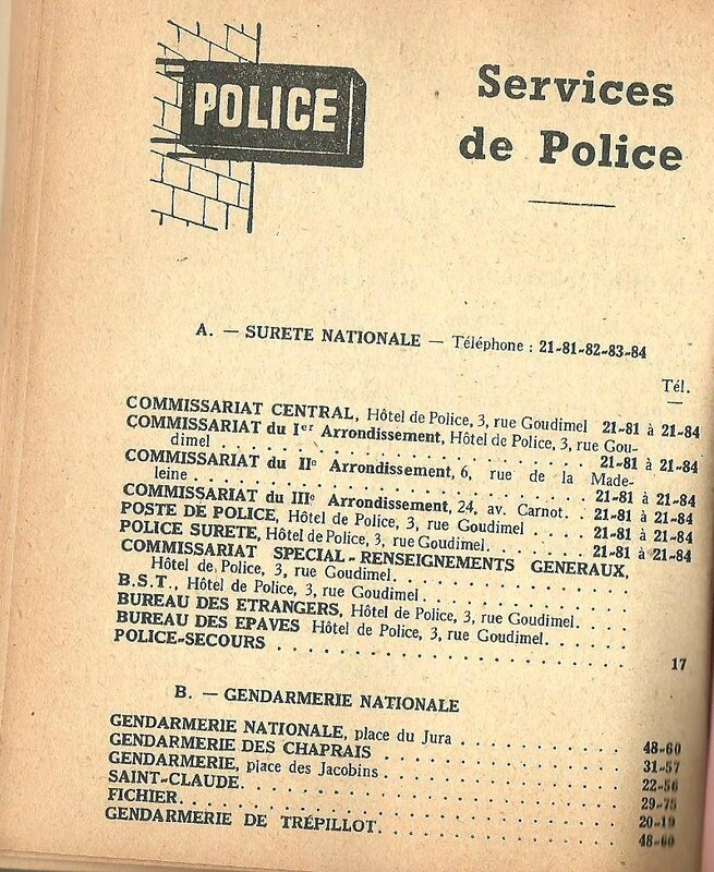 police services 1951 001
