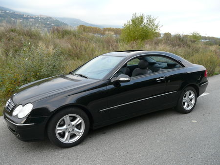 mercedes clk 270 cdi avantgarde 170 cv riviera prestige auto moto. Black Bedroom Furniture Sets. Home Design Ideas