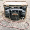 British WWII Military Telephone Type F Mk II