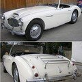 AUSTIN HEALEY - BN 6