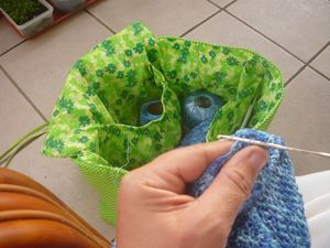 sac pour encours crochet 045