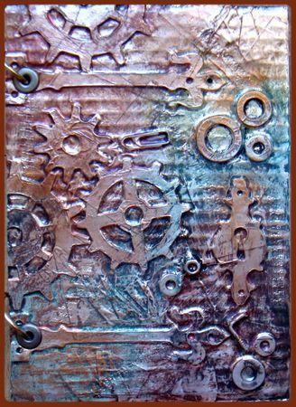 Carnet métal (1)