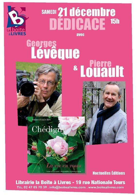 signaturelaBoitea`Livres samedi 21 decembre 15h