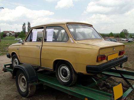 VOLVO 66 DL 1978 Bourse de pieces de Padoux 2010 2