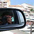 reflet au port