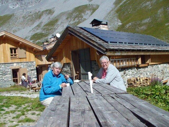 Balade dans la réserve de Tueda – Vanoise