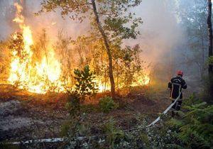 8 incendie de Lacanau